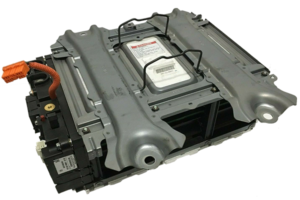 Honda Civic Hybrid Battery Replacement - BATTERY BOX